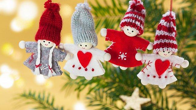 Vánoční tvoření a jarmark 2019